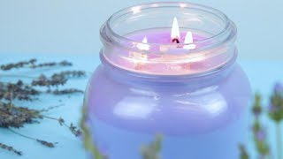 DIY Giant Anti-Stress Candles | HG Craft | HelloGiggles