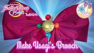 Sailor Moon Crystal Tutorial: Make Usagi