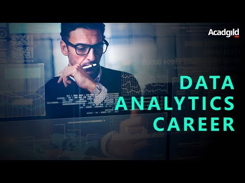 Introduction to Data Analytics with R, Tableau & Excel | Data Analytics Career in 2019 & Beyond