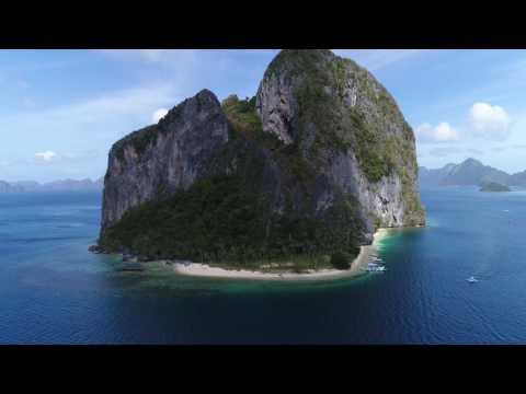 Best of Philippines - Palawan - El Nido & Coron by Drone