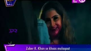 E 24 - Interview of Zuber K Khan for movie 'Haunted Hills'