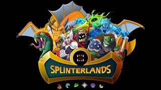 Обзор Splinterlands / Открываю 6 сундуков онлайн / Splinterlands способы заработка в игре / dec sps
