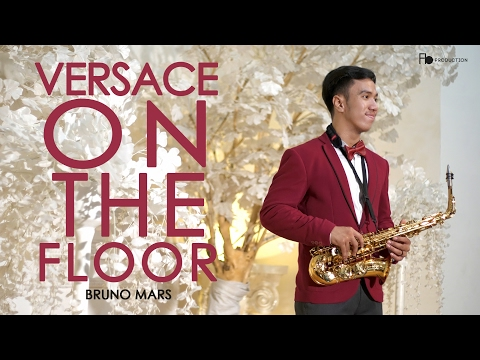 Versace On The Floor - Bruno Mars (Alto Saxophone Cover By Desmond Amos)