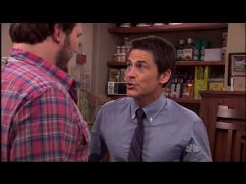 Parks and Recreation - Chris Traeger Literally