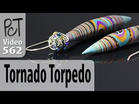 tornado-and-torpedo-polymer-clay-beads-tutorial-(intro)
