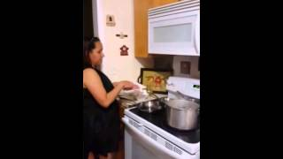 How to make Mangu