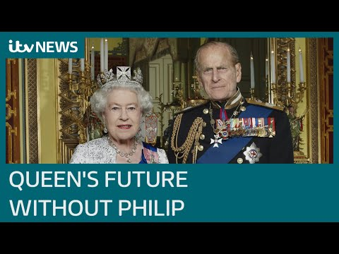 Prince Philip dies: Queen faces a future without her 'strength and stay'   ITV News