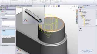 SolidWorks 2010 - Design Library (Hints and Tips)