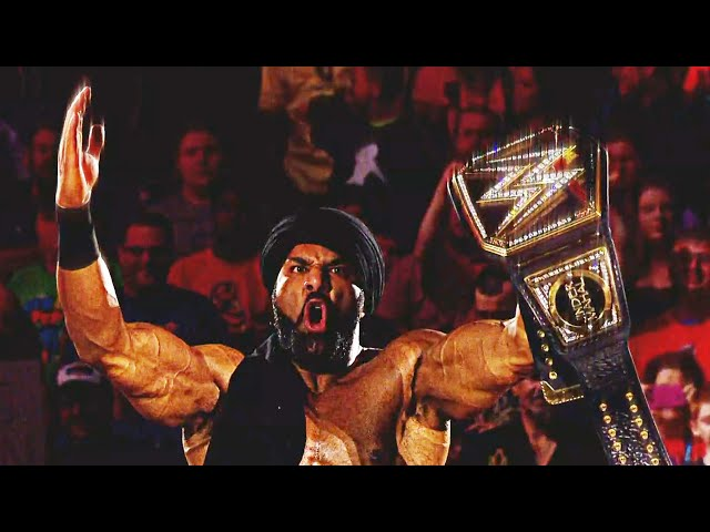 Meet WWE's Indian Superstars