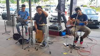 Luluh - Khai Bahar (cover by One Avenue Band)
