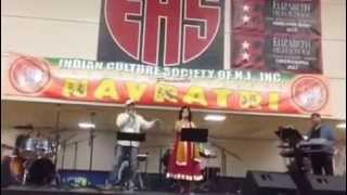 Download Hindi Video Songs - Jaya adhya shakti-Live Gujarati Garba and Raas in NJ/NY/CT