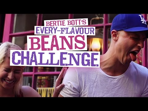 Bertie Bott's Every-Flavour Beans Challenge | Universal Orlando Resort