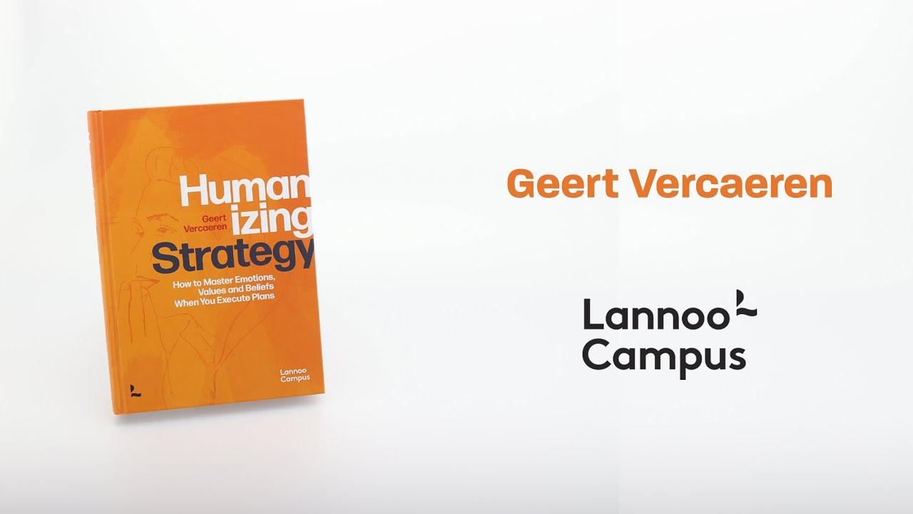 The Boxring met Geert Vercaeren - in samenwerking met Lannoo Campus