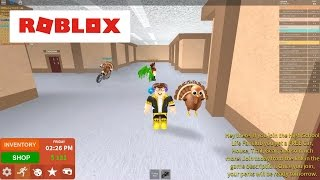 I Rode A Motorcycle In High School (Roblox High School Life)