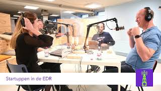 Startuppen in de EDR