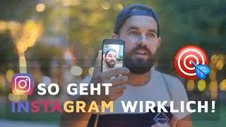 So geht INSTAGRAM Marketing in 2017 wirklich! | Social Media Real Talk 🎯