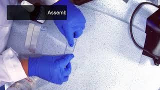 UV adhesive for bonding plastic instructions FR