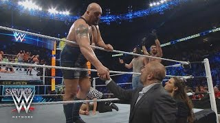 WWE Network: Team Cena vs. Team Authority: Survivor Series 2014