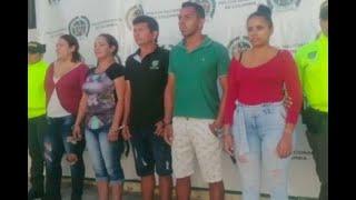 Capturan a hijas del paramilitar Hernán Giraldo Sierra por extorsión