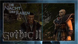 LESTER und CAVALORN #2 ⚔️ Gothic 2: Die Nacht des Raben | Let's Play