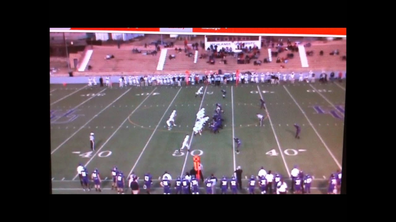 New Mexico Highlands University Cb 25 Solomon Kennard Highlights