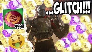 Destiny 2 | Glitch | Pegni di Nessus 99999+