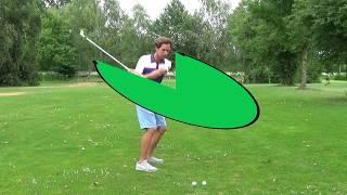 Golf - Die Kraft des Schlägers