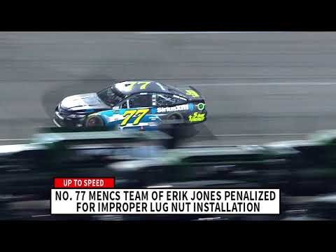 NASCAR penalty report: Post-Richmond