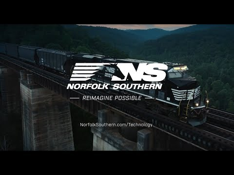 """Norfolk Southern"" - Drone Camera Operator"