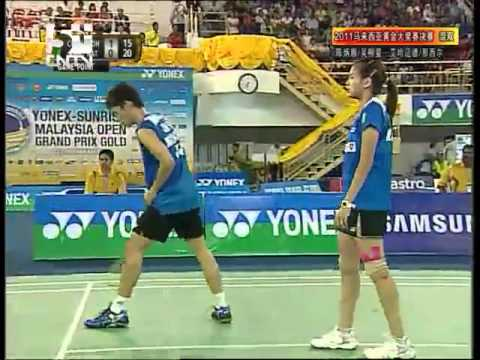 ... Final Tontowi AHMAD /Liliyana NATSIR vs CHAN Peng Soon /GOH Liu Ying