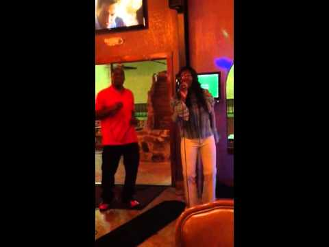 Terrel Dickens and Karaoke Dee Dee