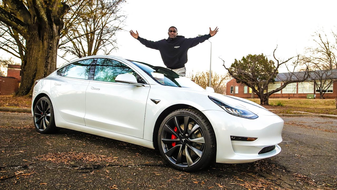 What You Need To Know About The 2020 Tesla Model 3 Performance Youtube
