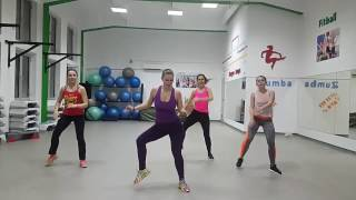 Inna - Gimme Gimme * Zumba® Fitness Choreo by Bianca Simion