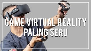 5 Game Vitual Reality Paling ditunggu 2016