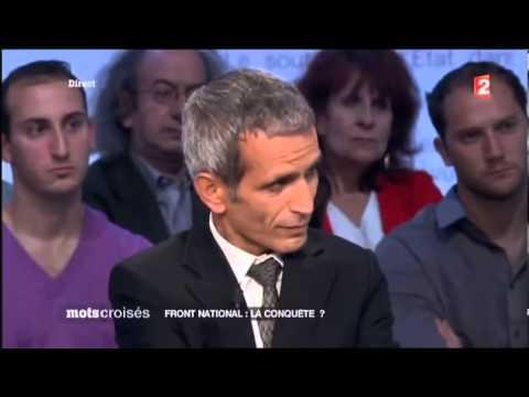 Mots croisés   Front national   La conquête