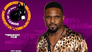 Darius McCrary Calls Hollywood Sexual Abuse Victims 'Thirsty'