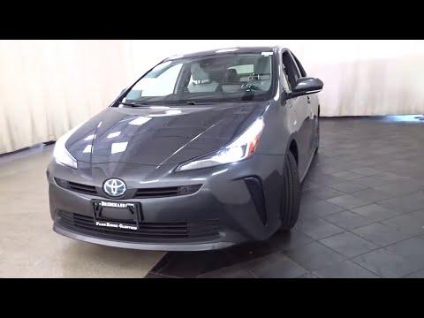 2019 Toyota Prius Des Plaines, Elmhurst, Schaumburg, Chicago, Naperville, IL T53872