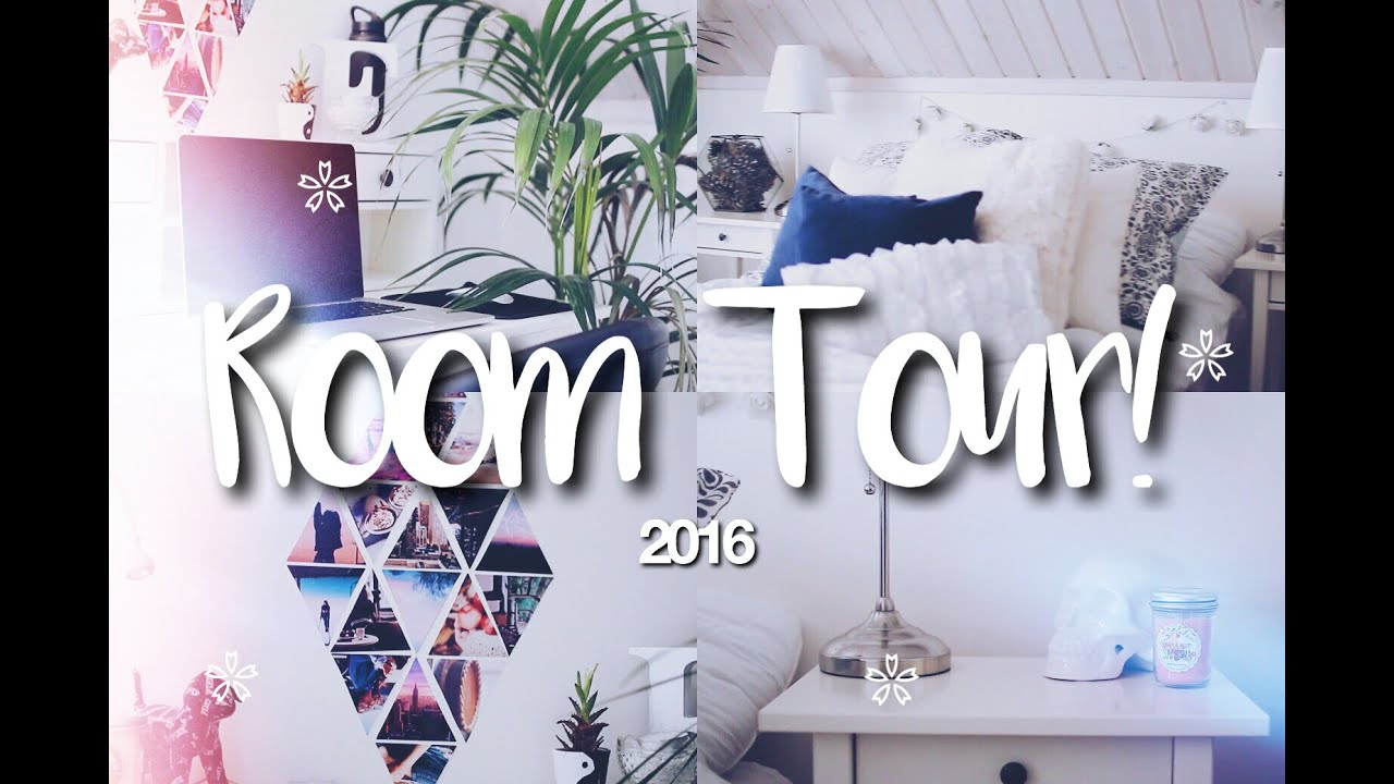 Room Tour 2016 Room Tour 2016