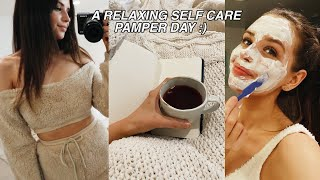A SELF CARE PAMPER DAY (and exciting news!!)