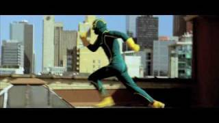 Kick Ass Score: Roof Jump