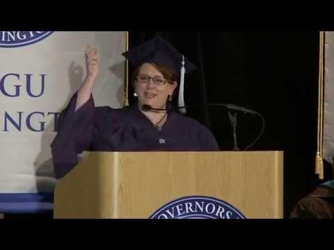 Online IT MBA Graduate in Washington - Melissa Ruth
