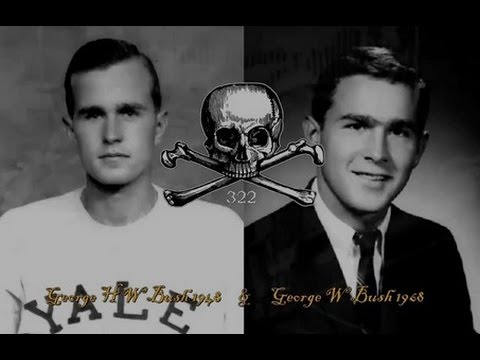 Bush, JFK, Skull and Bones, Watergate and Oliver Stone