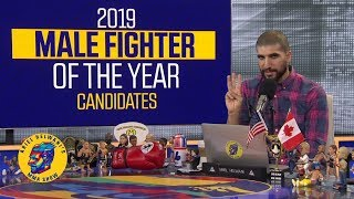 Ariel Helwani's 3 contenders for fighter of the year | ESPN MMA