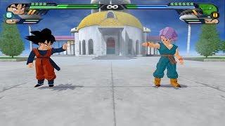 Trunten : Songoten and Trunks Potaras Fusion VS Mr Popo and others (Dragon Ball Z Tenkaichi 3 Mod)