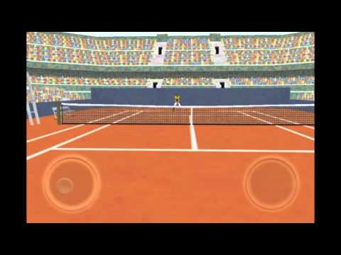 First Person Tennis - Trailer - iOS / Android