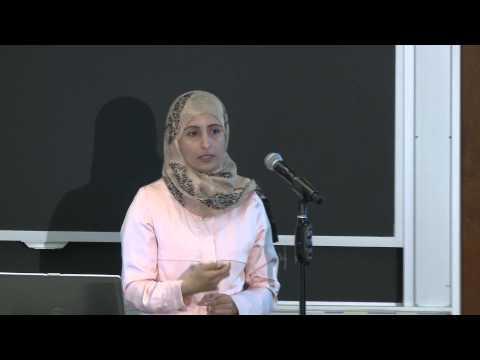 Dr. Omaima Bamasag - 2015 Ibn Khaldun Fellowship for Saudi Women
