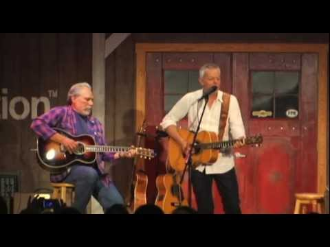 Tommy Emmanuel and Jorma Kaukonen  Deep River Blues   at Fur Peace Ranch