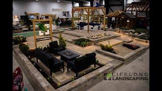 2018 Ottawa Home & Garden Show Time Lapse