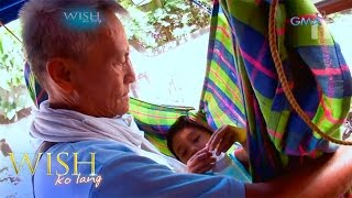 Wish Ko Lang: Lolo na namamasada kasama ang apo, tampok sa 'Wish Ko Lang!'