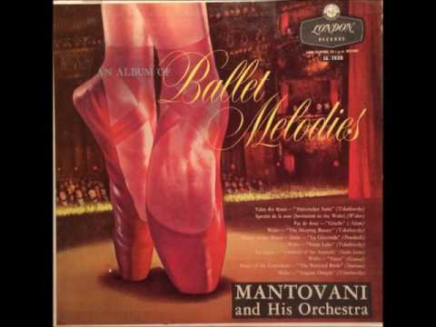 Mantovani - An Album Of Ballet Melodies (Full Album)